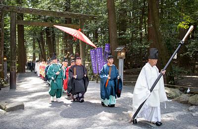 10月〜12月   御祭事   椿大神社